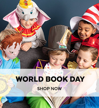 World Book Day. Shop Now.